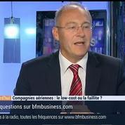 Compagnies aériennes: le low-cost ou la faillite ?, dans Les Décodeurs de l'éco 4/4