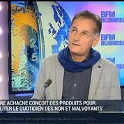 Magicavision, une start-up sociale et solidaire qui facilite le quotidien des non et malvoyants, Pierre Achache, dans GMB –