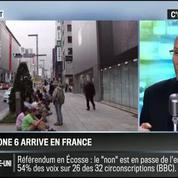 La chronique d'Anthony Morel : L'iPhone 6 arrive en France
