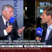 Bureau Veritas: quelles stratégies pour retrouver un bon rythme de croissance organique?: Didier Michaud-Daniel, dans Intégrale Bourse