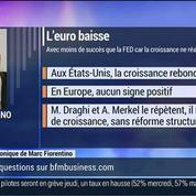 Marc Fiorentino: Baisse de l'euro: une première vitoire pour la BCE