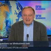 Jean-Marc Daniel: Pierre Gattaz, président du Medef, se met un peu dans les chaussures de son père