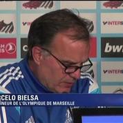 Football / L'OM se déplace à Evian après le clash entre Bielsa et Labrune