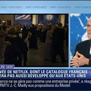 Culture Geek: Arrivée de Netflix sur le marché français de la VOD –