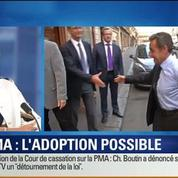 BFM Story: Adoption après une PMA: C'est un jour de deuil pour l'ensemble de la France