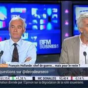 Conférence de Presse de François Hollande: Les analyses de Véronique Jérôme, Benaouda Abdeddaïm, Olivier Lecomte et Patrick Coquidé
