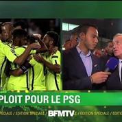 Football / Charles Villeneuve très fier du PSG