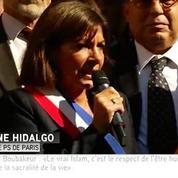 Hidalgo aux musulmans de France :