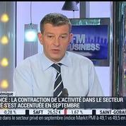 Nicolas Doze: Croissance nulle, l'Insee confirme la panne d'activité du printemps –