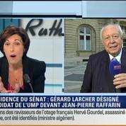 Jean-Claude Gaudin: L'invité de Ruth Elkrief