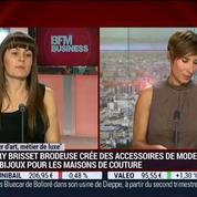 Métiers d'art, Métiers de luxe: Brodeuse, dans Paris est à vous –