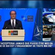EDITO - Je n'ai jamais vu François Hollande comme ça