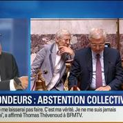 BFM Story: Affaire Thomas Thévenoud: la moindre des choses serait qu'il démissionne, Henri Emmanuelli