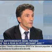 Marc Trévidic: L'invité de Ruth Elkrief