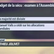 Budget 2015 : le financement de la Sécurité sociale en débat à l'Assemblée