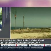 Pourquoi les cours du pétrole continuent-ils de baisser ?: Francis Perrin