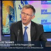 Focus sur Back in the race, le plan de relance du groupe PSA: Carlos Tavares