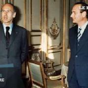 Giscard et Chirac, la guerre des droites