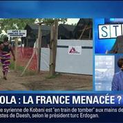 BFM Story: Virus Ebola: y a-t-il un risque pour la France?
