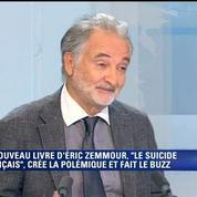 Attali à propos de Zemmour: C'est le pire mais pas un imbécile