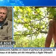 Sivens : Pour José Bove