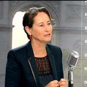 Ségolène Royal sur l'écotaxe: «La droite aurait mis 40% du rendement dans sa poche»