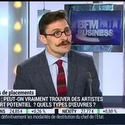 FIAC 2014: Investir dans les œuvres d'art est-il toujours intéressant?: Arnaud Dubois