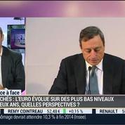 Olivier Delamarche VS Pascale Auclair: Cac 40: vers un retour en récession de la zone euro ? 1/2