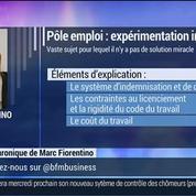 Marc Fiorentino: Pôle emploi: se dirige-t-on vers une généralisation du contrôle des chômeurs ?