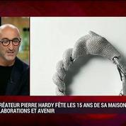 La maison Pierre Hardy fête ses 15 ans: Laure Hériard-Dubreuil et Pierre Hardy (3/4) –