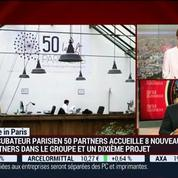 Made in Paris: Jérôme Masurel, 50 partners