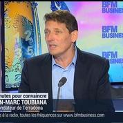 3 minutes pour convaincre 2014: Terradona, un système de tri basé sur la récompense des usagers, Jean-Marc Toubiana –