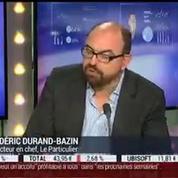 La baisse des taux de crédit immobilier est une bonne affaire pour les emprunteurs: Frédéric Durand-Bazin