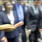 Valls et Aubry s'affichent ensemble à Lille