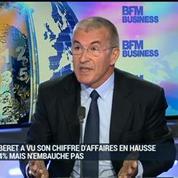 Lamberet: sur 160 salariés, pourquoi 30 seulement sont sous CDI ?: Erick Méjean