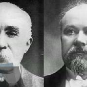 Clémenceau et Poincaré, le Tigre et le modéré