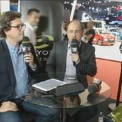 Grand Talk : en direct du Mondial de l'Auto 18h-18h30 (vidéo live)
