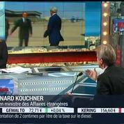 Bernard Kouchner, ancien ministre des Affaires étrangères et ancien ministre de la Santé –