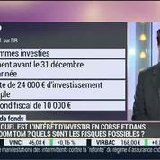 FIP: Pourquoi investir en Corse ou dans les DOM-TOM ?: Alexandre Rossoz