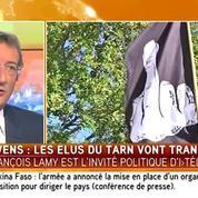 Sivens : François Lamy favorable à la suspension du projet