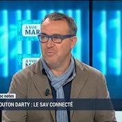 Focus sur le bouton connecté Darty: Frank Tapiro, Valéry Pothain et Anthony Babkine (1/3)