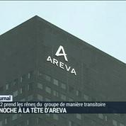 Areva : Philippe Knoche assure l'intérim de Luc Oursel