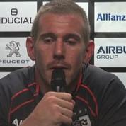 Rugby / Harinordoquy : J'ai failli arrêter ma carrière