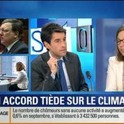 BFM Story: Paquet climat-énergie 2030: ce n'est pas un objectif suffisant –