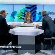 Comment sera la voiture de demain ?: Marc Charlet, Patrick Souhait, Michel Bouton et Gilles Berhault 3/4