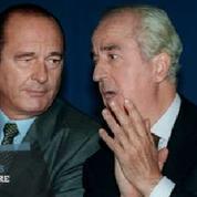 Balladur et Chirac, les faux amis