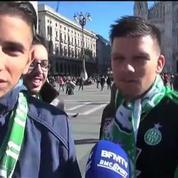 Football / La furia Verte déferle sur Milan