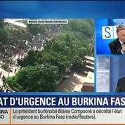 BFM Story: L'état d'urgence a été décrété au Burkina Faso –