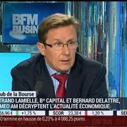 Le Club de la Bourse: Bertrand Lamielle, Bernard Delattre et Frédéric Rozier (2/2) –