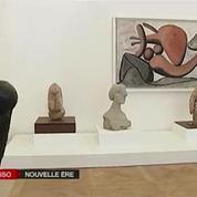 Le Musée Picasso réouvre ses portes
